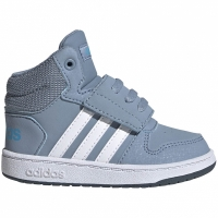 Mergi la Shoes For Adidas Hoops Mid 20 albastru FW4922 pentru Copii