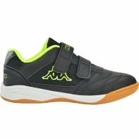 Adidasi sport For Kappa Kickoff K 260509K 1140 negru And galben baiat pentru barbati