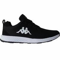 Adidasi sport Kappa Banjo 12 negru alb 242703 1110 barbati