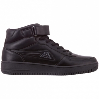 Shoes Kappa Bash Mid negru 242610 1116