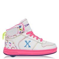 Adidasi inalti Sidewalk Sport cu role Shoes pentru fetite