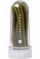 Sireturi Multi negru-auriu Tubelaces