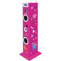 Sistem Audio Bluetooth Cu Microfon Karaoke roz Bigben