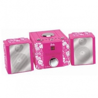 Sistem Stereo Hifi Cu Cd Mini Barbie Style