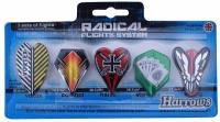 Aripioare pentru sageti darts Harrows SYSTEM 5 RADICAL