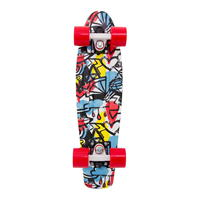 Skateboard Penny 22 Inch imprimeu Graphic Wrap
