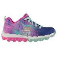 Adidasi sport Skechers Air Bounce Child pentru fete