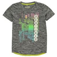 Tricou Skechers imprimeu Graphic Poly pentru baietei
