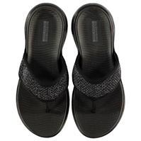 Papuci de plaja Skechers OTG Glossy pentru Femei