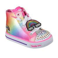 Skechers Twinkle Toes Party pentru fete pentru Bebelusi