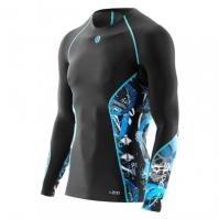 Bluza cu maneca lunga Skins A200 pentru Barbati