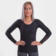Bluza cu maneca lunga Skins DNAmic pentru Femei