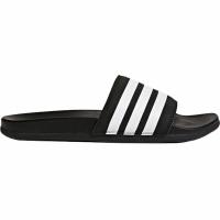 Slapi Adidas Adilette Cloudfoam Plus Stripes negru AP9971 pentru femei