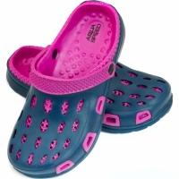 Slapi Pool Aqua-speed Silvi Kol 49 roz bleumarin copii