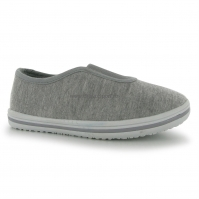 Slazenger Canvas Slip on Shoes pentru Bebelusi