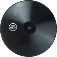 Smj DRB-200 cauciuc Disc For Throws 2kg