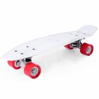 Placa skateboard SMJ UT-2206 alb