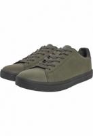 Sneaker de vara oliv-negru Urban Classics