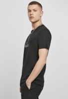 Sneaker Tricou One Line negru Mister Tee
