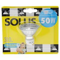 Solus 50W Gu10 230v Lightbulb