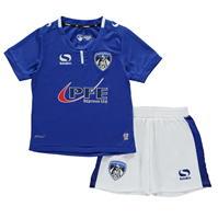 Sondico Oldham Athletic Home Kit 2017 2018 pentru Bebelusi