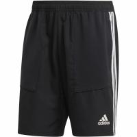 Sort adidas Pantaloni sport scurti barbati Tiro 19 negru D95919 teamwear adidas teamwear