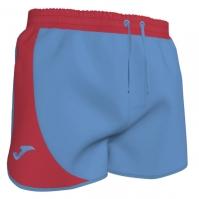 Costum de Inot Joma Short albastru-rosu