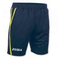 Pantaloni scurti sport Joma Bermuda Combi bleumarin-galben