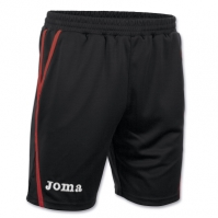 Pantaloni scurti sport Joma Bermuda Combi negru-rosu