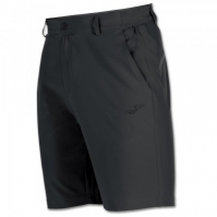 Mergi la Pantaloni scurti Joma Golf negru