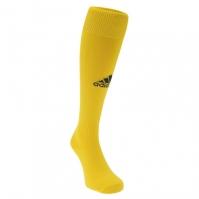Sosete adidas Santos fotbal pentru copii galben