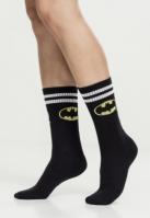 Sosete Batman Double . negru-alb Merchcode