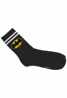 Sosete Batman Double . negru Merchcode