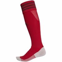 Sosete fotbal adidas Adisock 18 rosu CF9164 teamwear adidas teamwear