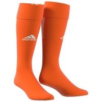 Sosete fotbal Adidas Santos portocaliu CV8105 barbati teamwear adidas teamwear
