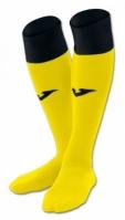 Sosete Joma Football Calcio 24 galben-negru