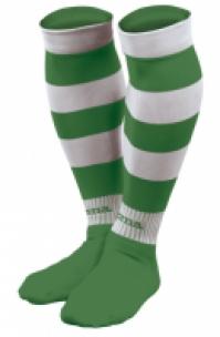 Sosete Joma imprimeu zebra 189 verde-alb