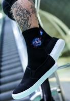 Sosete NASA negru Mister Tee