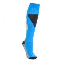 Sosete ski barbati Hack Bright Blue Trespass