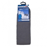 Sosete ski Tubular Charcoal Trespass
