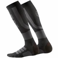 Sosete Skins Essentials barbati Active compresie negru-graphite ES0001937 0050