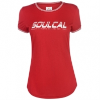 Tricou SoulCal Deluxe Tipping