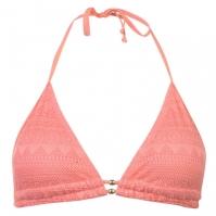 Sutien baie SoulCal Lace Triangle pentru Femei