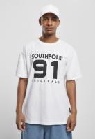 Southpole 91 Tee alb