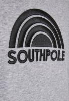 Southpole Halfmoon Crew gri-deschis