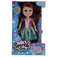 Sparkle Girlz Sparkle Tots Winter Princess
