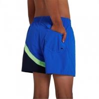 Speedo Colourblock Watershorts pentru baieti albastru verde bleumarin