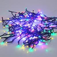 Spiritul Craciunului 600 LED String Timer Lights