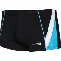Boxeri inot AQUA-SPEED DIEGO negru / albastru alb 01/2338