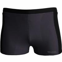 Pantaloni inot AQUA-SPEED JASON gri / negru rosu 136/3213